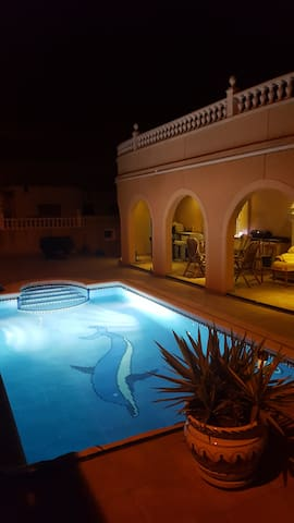Villa Solicia in central Quesada - Ciudad Quesada - Rumah