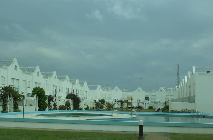 Casa na Praia em condomínio privado - Praia da Barra - Σπίτι
