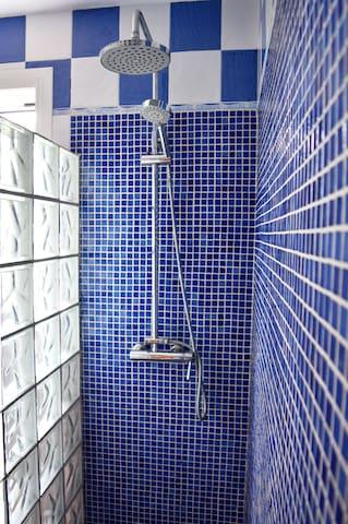 ducha de baño superior