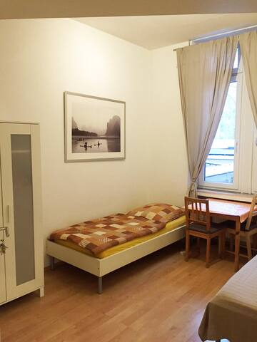 Doppelzimmer zentru (Hidden by Airbnb) ah Hannover Südstadt