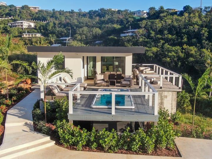 Amazing newly built Villa next to Limetree Resort
