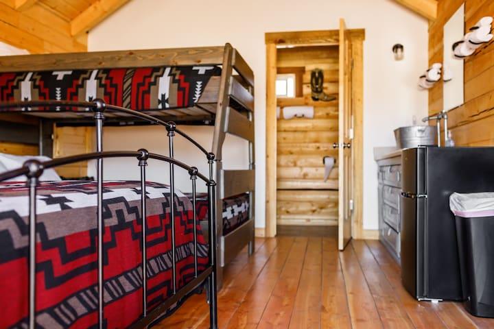 Cowboy Cabin 1