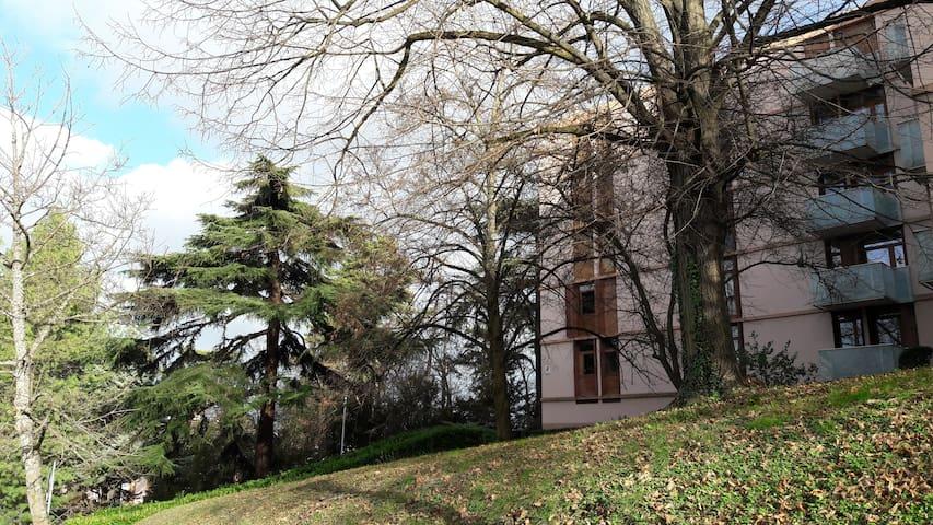 Logement 53m2 à l'entrée du  parc naturel de Sanzy