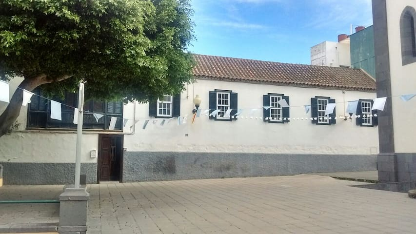 Magnífica casa  tradicional canaria - Tafira Alta - Rumah