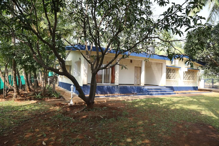 Bendre's Farm House-Neral