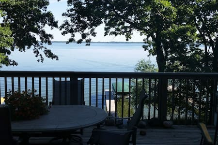 Lake Family Vacation Home - 4 BDR, 3 BA