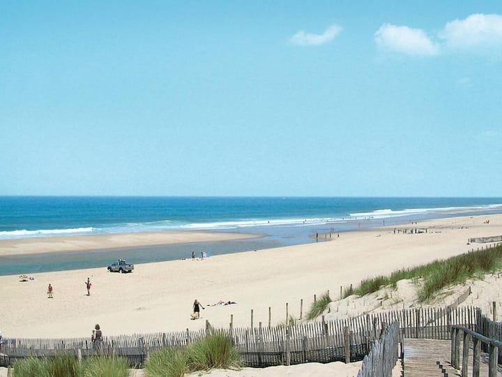 appartement au pied de la dune dispo mai-juillet
