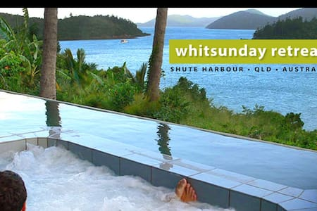 Whitsundays Airlie Beach - Best view in the world - Shute Harbour