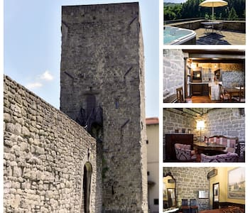 Medieval Castle Lungarno SPA, honey moon, wedding