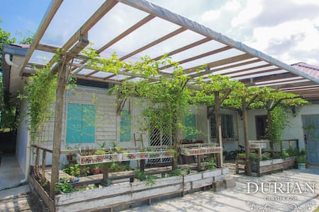 【Durian Guesthouse 流连宿】❀ Double Room C ❀