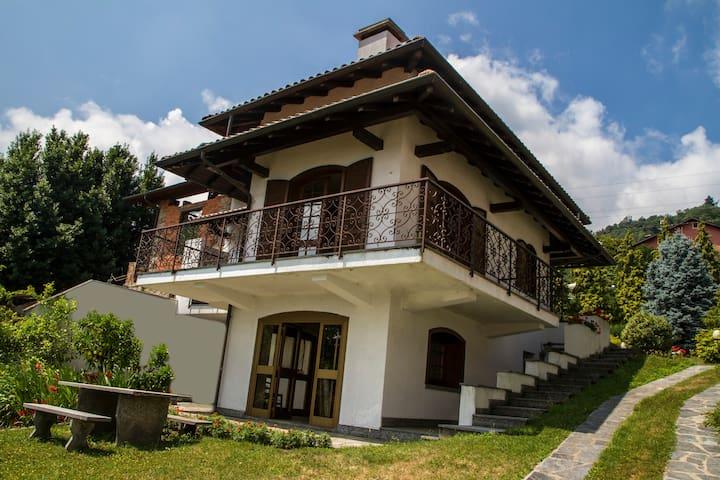 Villa Brunilde - Lago Maggiore -