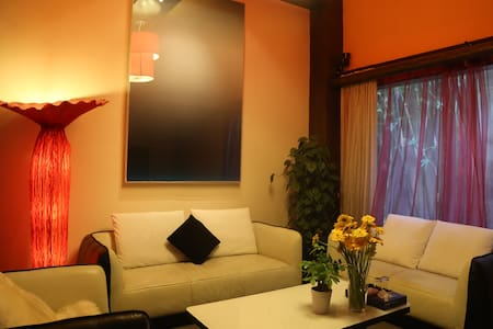 沈园艺术套房 Stylistic ensuite in artist's studio - Shanghai - House