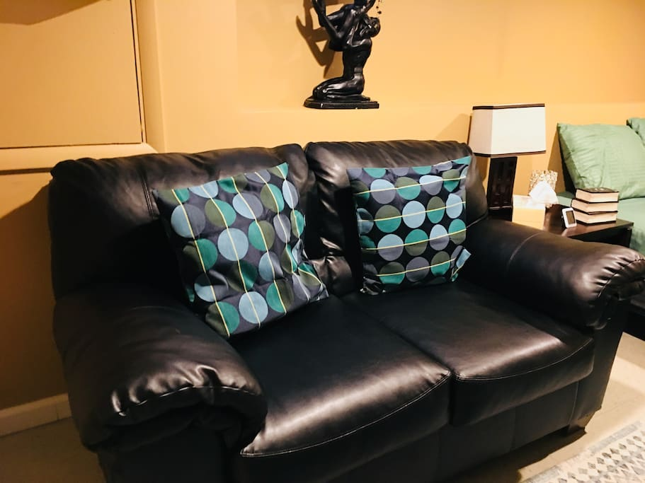 2 seater love sofa room #1