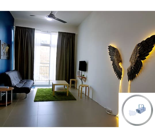 Wings Nest Home Stay Cameron Highland (Sanitized)