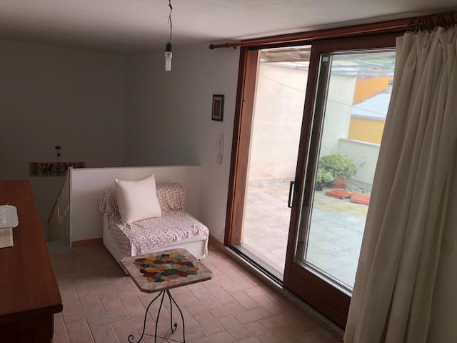 """Charming Apartment """"Casa Luisa"""" with Terrace; Street Parking Available, Pets Allowed Upon Request"""
