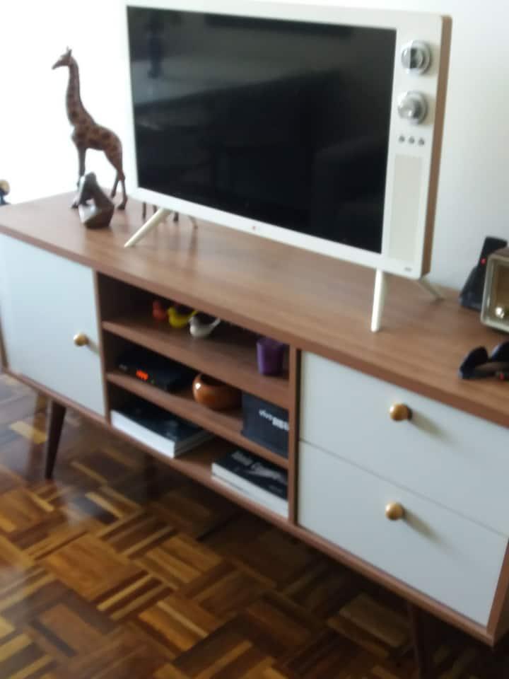 Apartamento Brasílio Itiberê