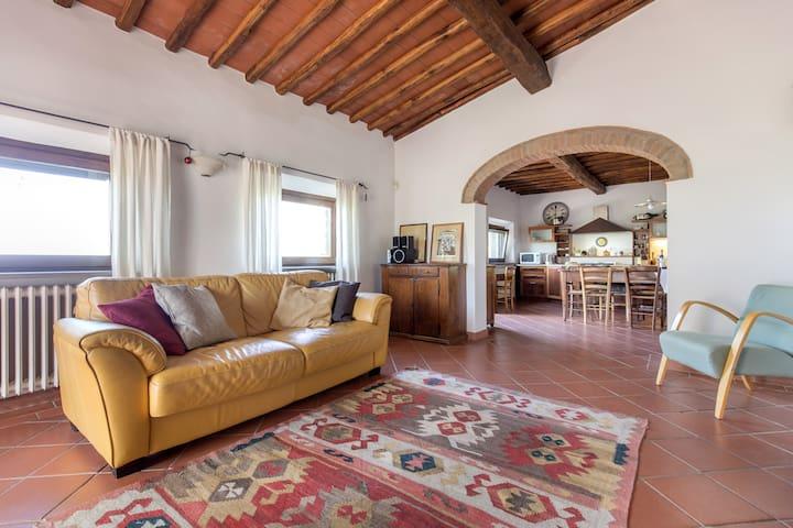 "Tuscany House ""La Querce Sola"" - Radda In Chianti - Huis"