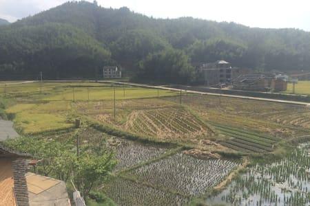 山中一日,世上千年 - Lishui