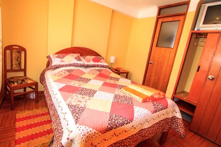 Relaxed private room near downtown Cusco