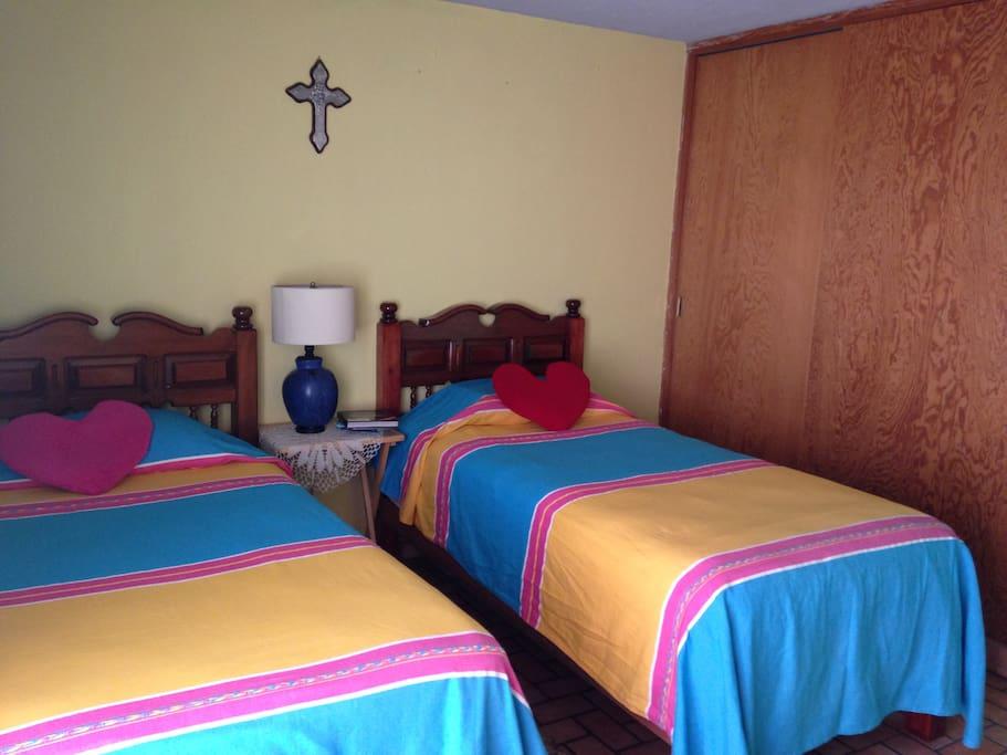 Camas Dormitorio 1