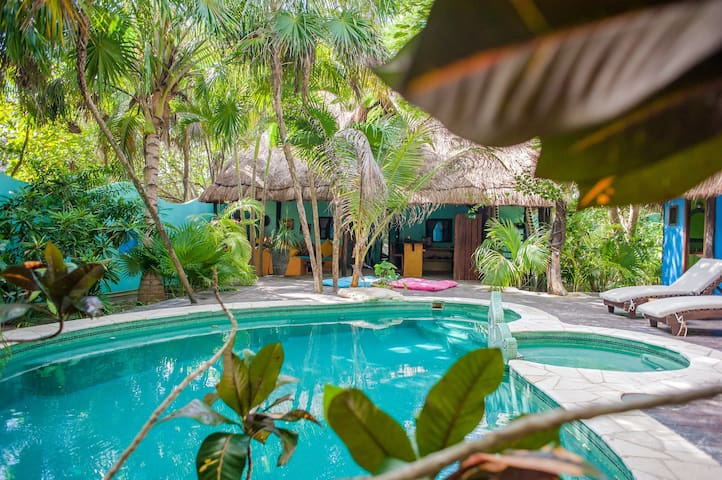 Tulum Beach - Villa ideal for families or groups