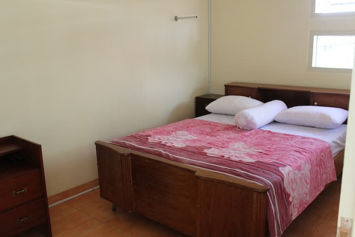 Radio Backpacker Guesthouse (Double) Room No. 3