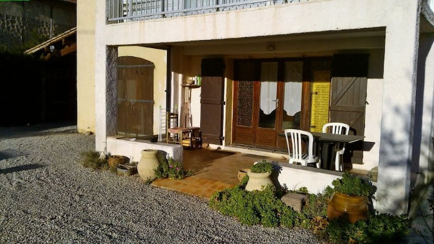 Agréable appartement calme provence var - Taradeau - Apartamento