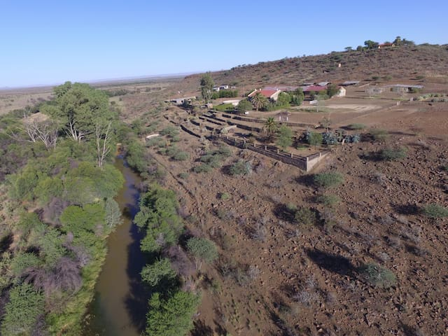 Gamis Farm Selfcatering near Naukluft & Sossusvlei