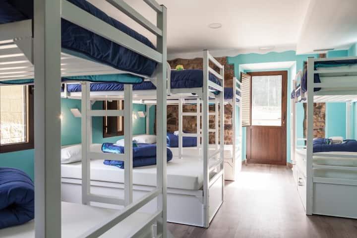 Villa Palatina Superior Hostel - Habitación Familiar Adaptada para personas con movilidad reducida - Tarifa estandar