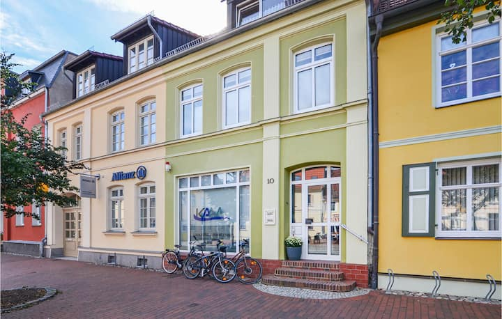 Holiday apartment with 1 bedroom on 96m² in Schwaan