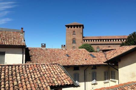 Incantevole nido con vista sul Castello - Pavia