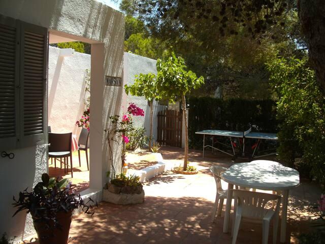 Casa Marsan, 150m del Mediterraneo