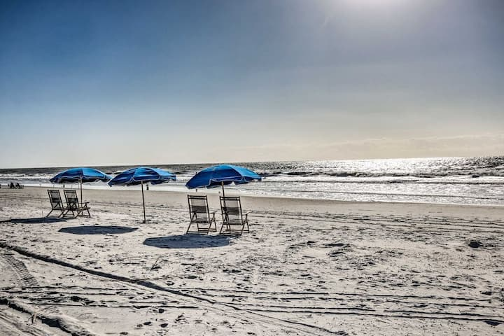 Hilton Head Beach & Tennis Resort 2 BR 2 BA Villa