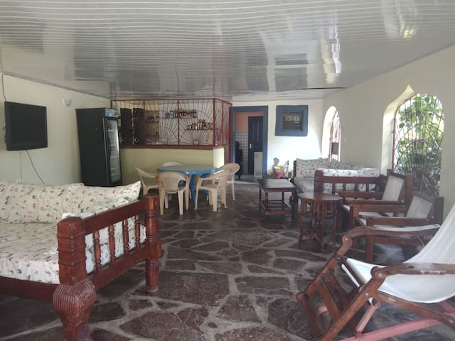 Annabelle guesthouse malindi