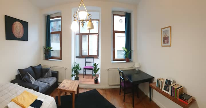 COMFY PRIVATE ROOM WITH BAY WINDOW IN GALATA