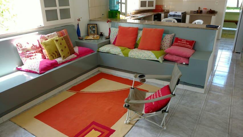 Casa 2 quartos na Praia do Saco/SE - Estância - Casa