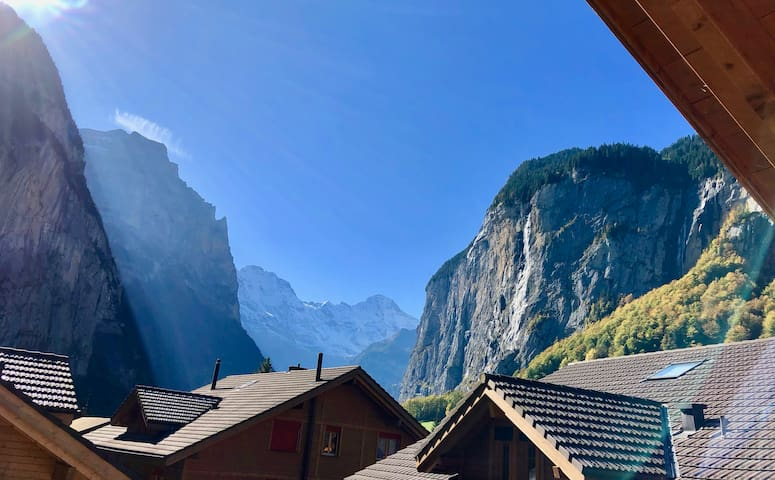 1 Bedroom Alpine Apartment Lauterbrunnen Valley