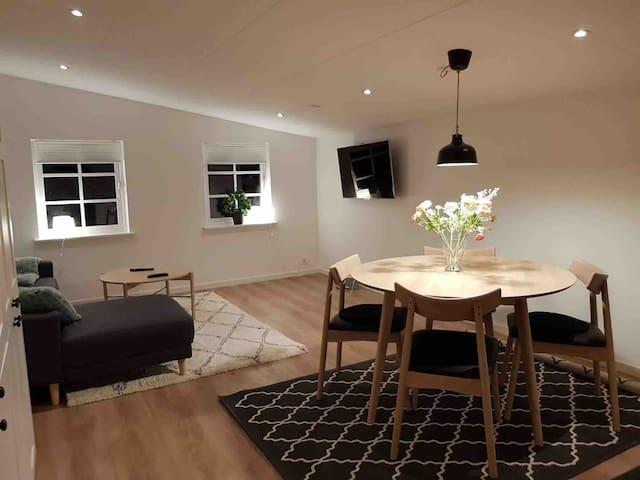 New! Guest loft in Søvágur near airport