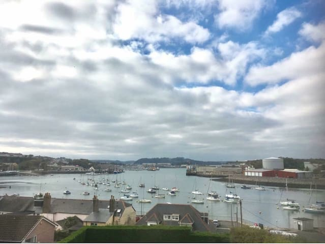 Stunning river view apartment - Plymouth - Apartamento