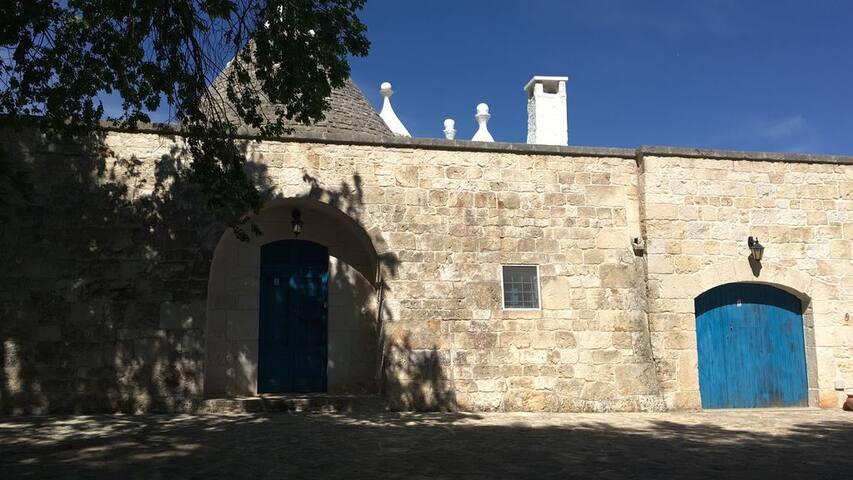 Trullo Maschio, traditional country house - Ceglie Messapica - Lainnya