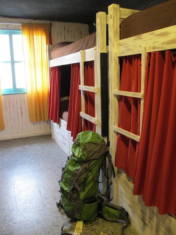 El Viajero Hostels - Compartida x 6