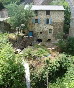 Le moulin (the mill) - Serdinya