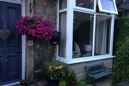 Charming Victorian Cottage - Ilkley - บ้าน