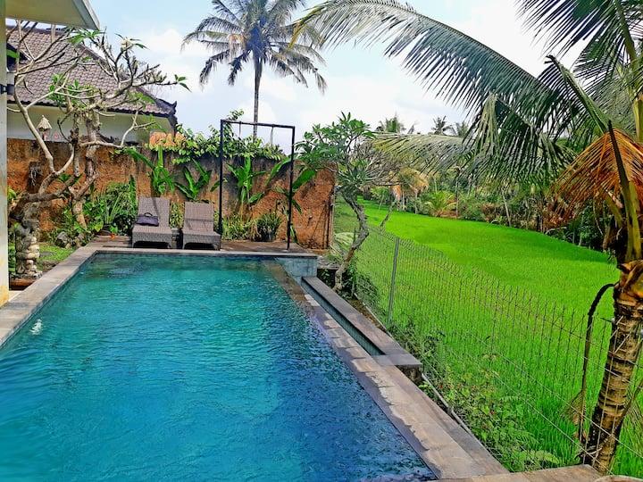 Aprila D' Ubud, 3 Bedroom Villa with Private Pool
