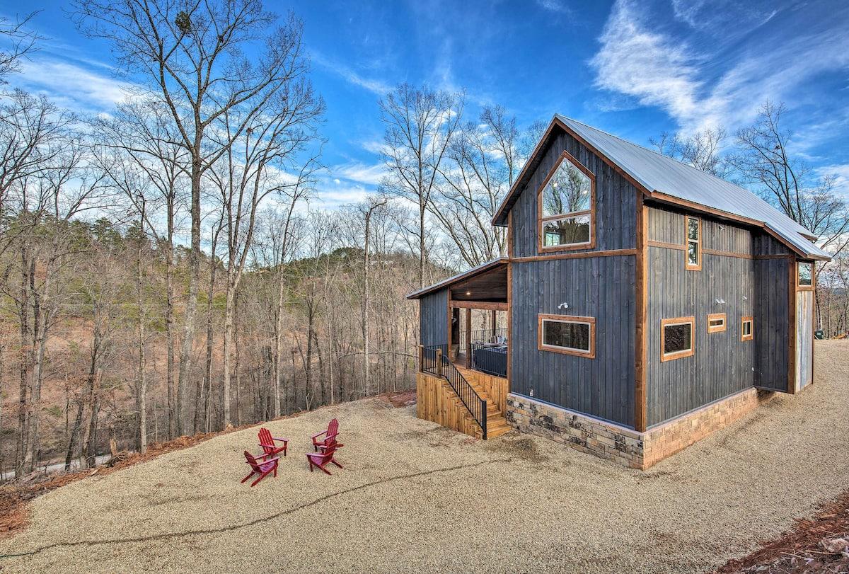Peaceful Rustic Cabin Near Broken Bow Lake!