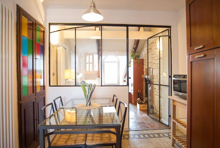 Mansarda R&T il piacere di sentirsi a casa - Τορίνο - Διαμέρισμα