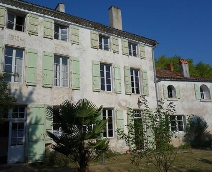 "De mooie suite ""Chateau"" in rustgevende omgeving"
