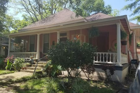 Downtown Location w/ Historic Charm - Mobile - House