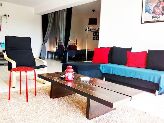 NEW-STUDIO POSEIDONIA 100 m2