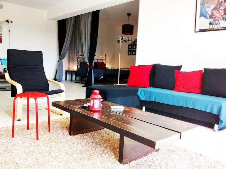 Studio Poseidonia -Independent apartment 100 sq.m.